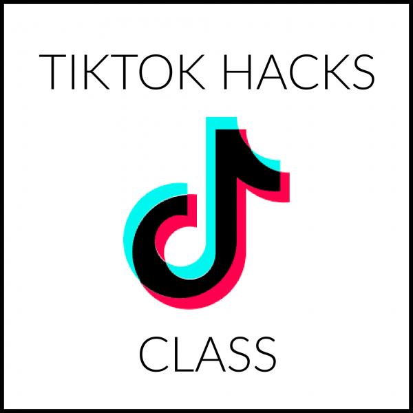 Sophia Tiktok Tips Class