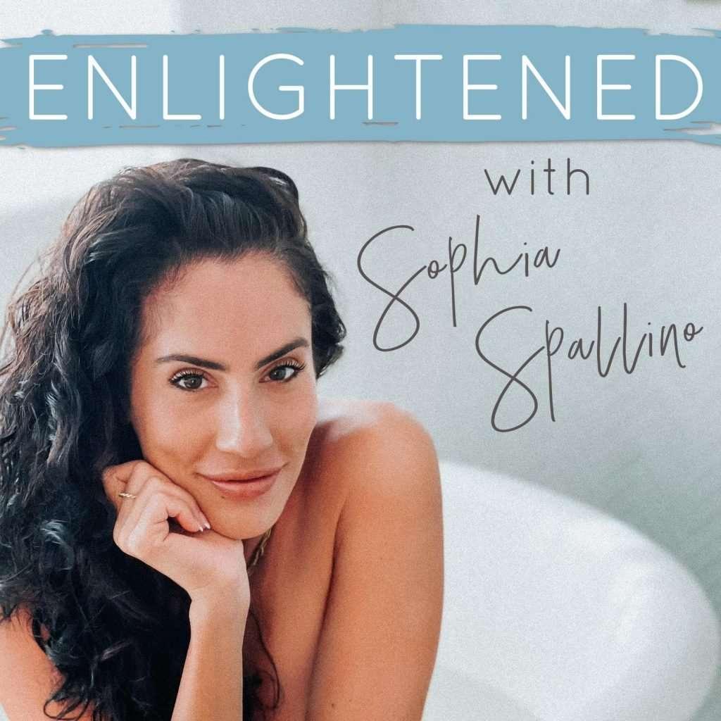 Sophia Spallino Podcast Cover Art